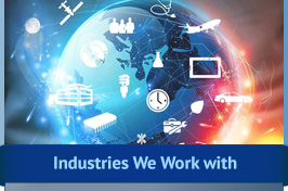 Industries we've worked with